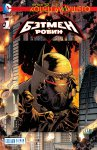 Обложка комикса Бэтмен и Робин: Конец будущего