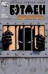 Обложка комикса Бэтмен и Люди-Монстры №3