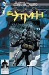 Обложка комикса Бэтмен: Конец Будущего