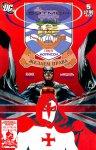 Обложка комикса Бэтмен Корпорация №5