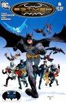 Обложка комикса Бэтмен Корпорация №6