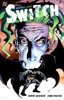 Серия комиксов Бэтмен/Джокер: Переключатель