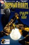 Обложка комикса Чёрный Адам: Темный Век №3