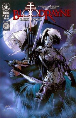 Серия комиксов Бладрейн: Темная Душа