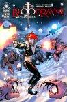 Обложка комикса Бладрейн: Ликан Рекс
