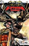 Обложка комикса Брюс Уэйин - Дорога Домой: Бэтмен и Робин