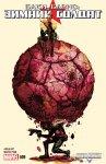 Обложка комикса Баки Барнс: Зимний Солдат №9