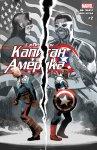 Обложка комикса Капитан Америка: Сэм Уилсон №2