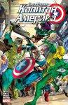 Обложка комикса Капитан Америка: Сэм Уилсон №6