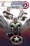 Обложка комикса Капитан Америка: Сэм Уилсон №18