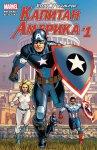 Обложка комикса Капитан Америка: Стив Роджерс