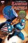 Обложка комикса Капитан Америка: Стив Роджерс №2