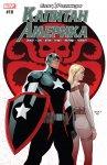 Обложка комикса Капитан Америка: Стив Роджерс №10