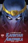 Обложка комикса Капитан Америка: Стив Роджерс №11