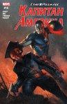 Обложка комикса Капитан Америка: Стив Роджерс №15