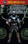 Обложка комикса Капитан Америка: Стив Роджерс №16