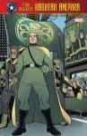 Обложка комикса Капитан Америка: Стив Роджерс №17