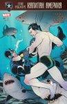Обложка комикса Капитан Америка: Стив Роджерс №18