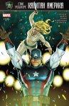 Обложка комикса Капитан Америка: Стив Роджерс №19