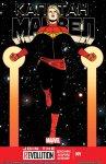 Обложка комикса Капитан Марвел №9