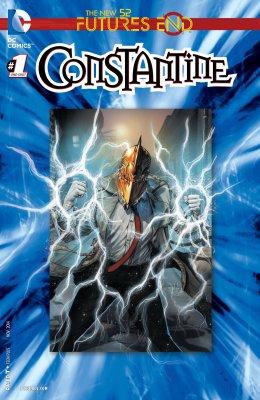 Серия комиксов Константин: Конец Будущего