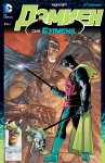 Обложка комикса Дэмиен: Сын Бэтмена №1