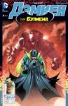 Обложка комикса Дэмиен: Сын Бэтмена №2