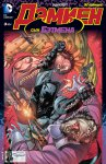 Обложка комикса Дэмиен: Сын Бэтмена №3