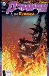 Обложка комикса Дэмиен: Сын Бэтмена №4