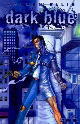Серия комиксов Тёмно-Синий