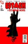 Обложка комикса Восход Тёмной Луны - Бэтмен и Безумный Монах №2