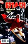 Обложка комикса Восход Тёмной Луны - Бэтмен и Безумный Монах №6
