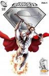 Обложка комикса Сталь