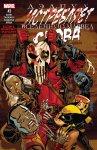 Обложка комикса Дэдпул Истребляет Вселенную Марвел Снова №3