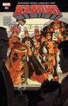 Обложка комикса Дэдпул №3