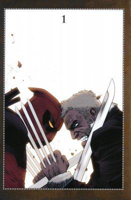 Серия комиксов Дэдпул против Старика Логана