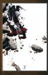Обложка комикса Дэдпул против Старика Логана №2