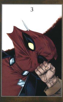 Серия комиксов Дэдпул против Старика Логана №3