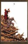 Обложка комикса Дэдпул против Старика Логана №5