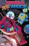 Обложка комикса Дэдпул против Таноса №2