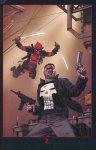 Обложка комикса Дэдпул против Карателя №2