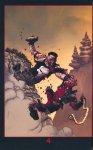 Обложка комикса Дэдпул против Карателя №4