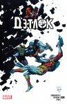 Обложка комикса Дэтлок №9