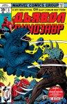 Обложка комикса Дьявол Динозавр №3