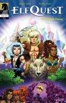 Обложка комикса Elfquest Спецвыпуск: Последнй Поход