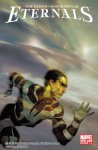 Обложка комикса Вечные №3