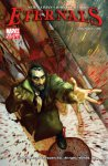Обложка комикса Вечные №5
