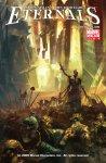 Обложка комикса Вечные №7