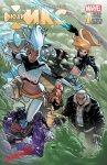 Обложка комикса Исключительные Люди-Икс №1