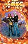 Обложка комикса Исключительные Люди-Икс №3